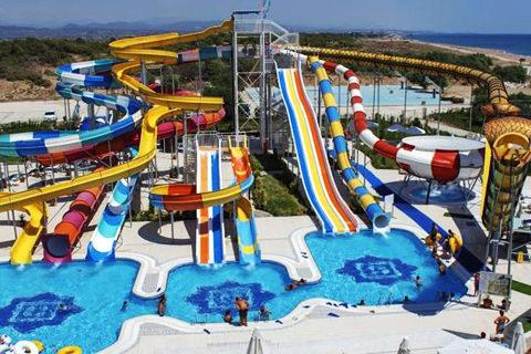 Best Waterpark Hotels In Turkey