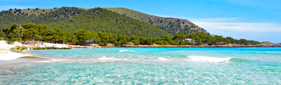 Self catering holidays to the Balearic Islands