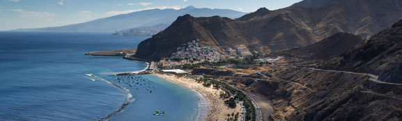 Half board holidays to the Canary Islands