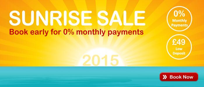 Sunrise Sale