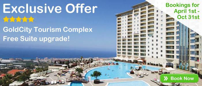 Exclusive offer GoldCity